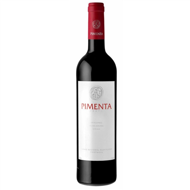 Vinho Tinto Portugues Alentejano Pimenta Preta 2016 750ml