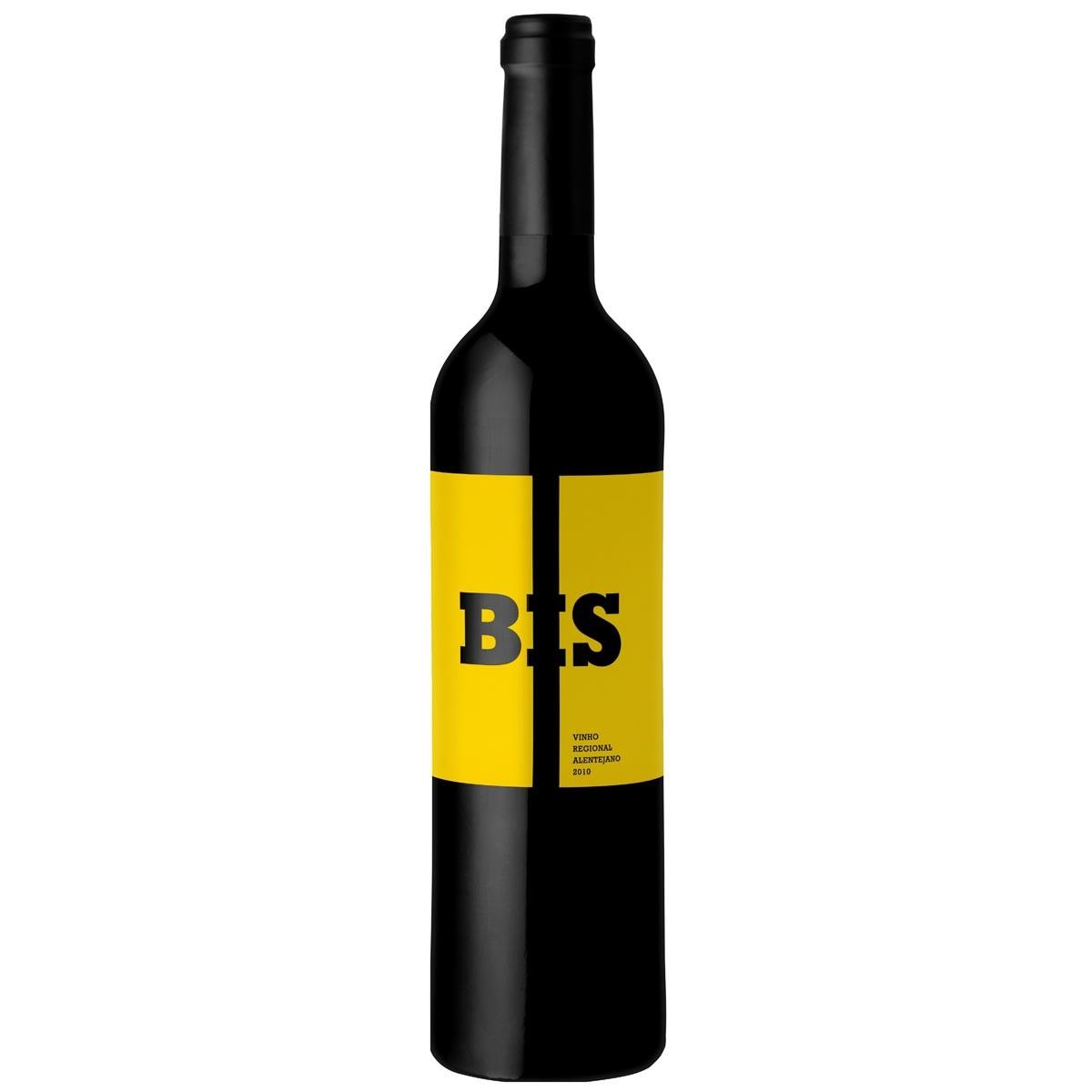 Vinho Tinto Português Bis Regional Alentejano Tinto 2018
