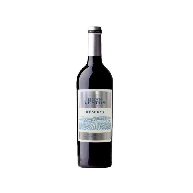 Vinho Tinto Português Bons Ventos Reserva 750ml