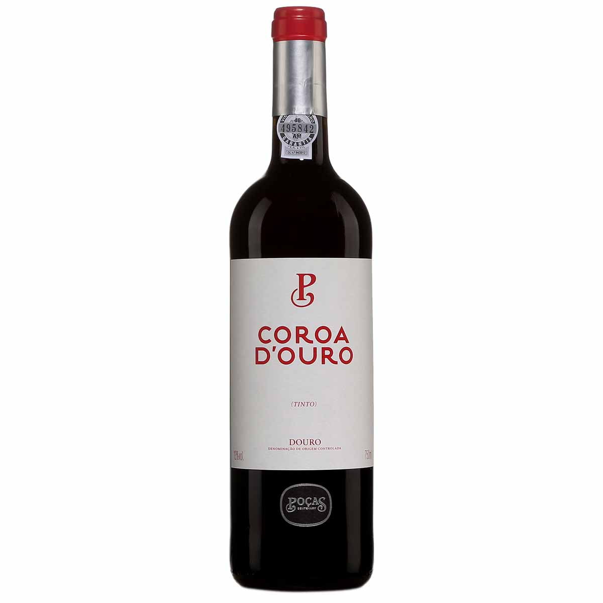 Vinho Tinto Português Coroa D'ouro Douro DOC 2017 750ml