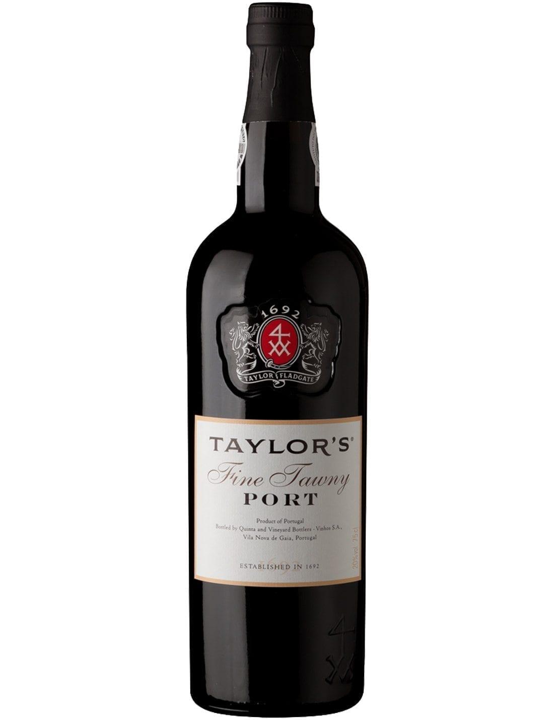Vinho Tinto Português Do Porto Taylors Fine Tawny 750ml