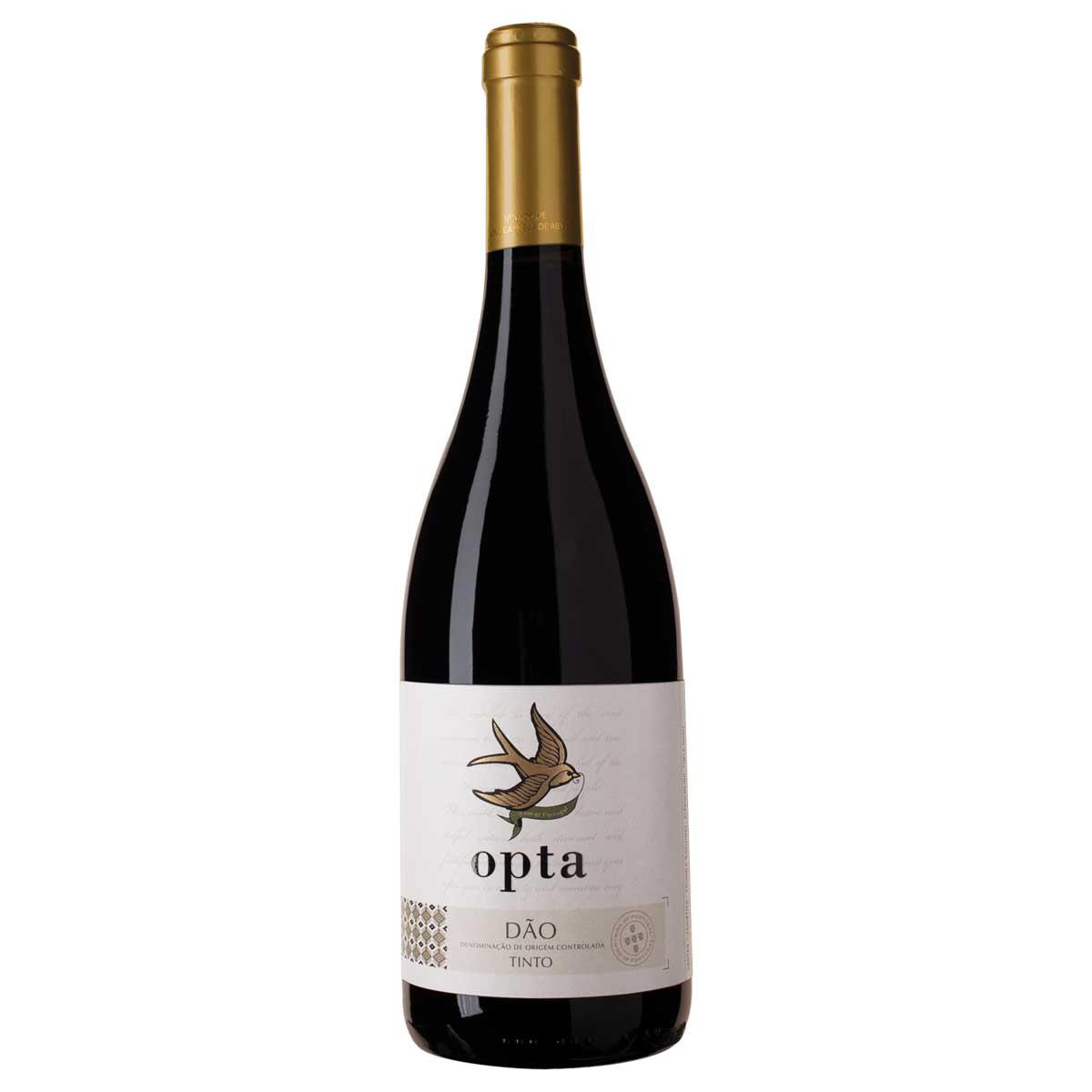 Vinho Tinto Português Opta Dão 2017 750ml