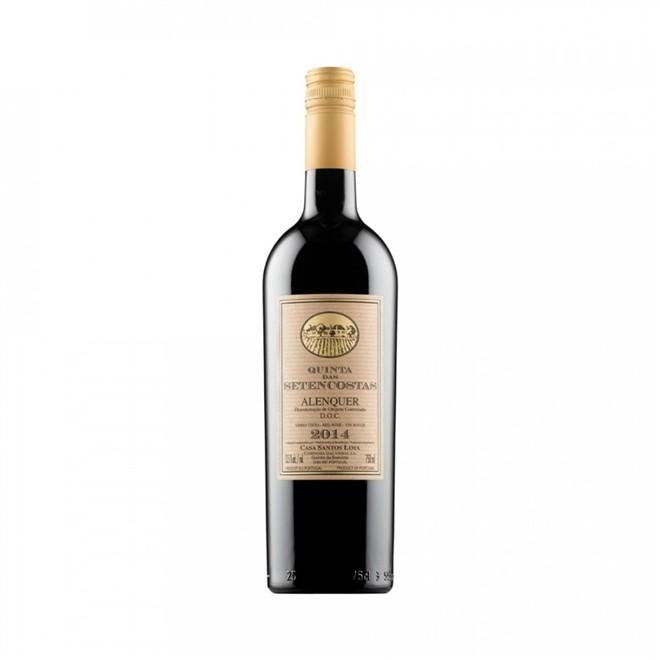 Vinho Tinto Português Quinta Das Setencostas 2016 750ml