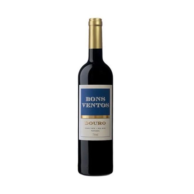 Vinho Tinto Português Quinta de Bons Ventos Douro 2016 750ml