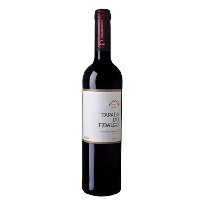 Vinho Tinto Português Tapada Do Fidalgo Alentejo 750ml