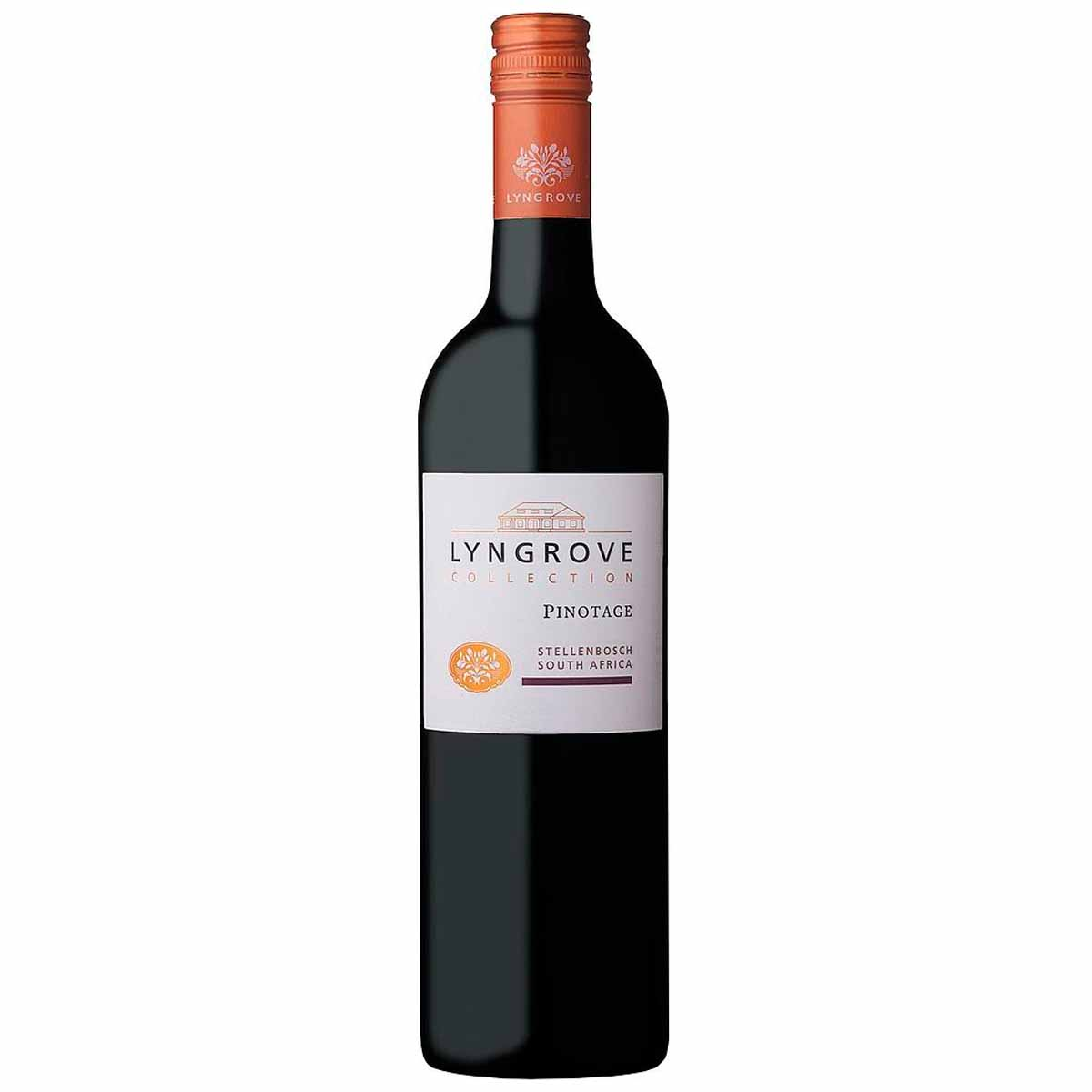 Vinho Tinto Sul-africano Lyngrove Collection Pinotage 2018