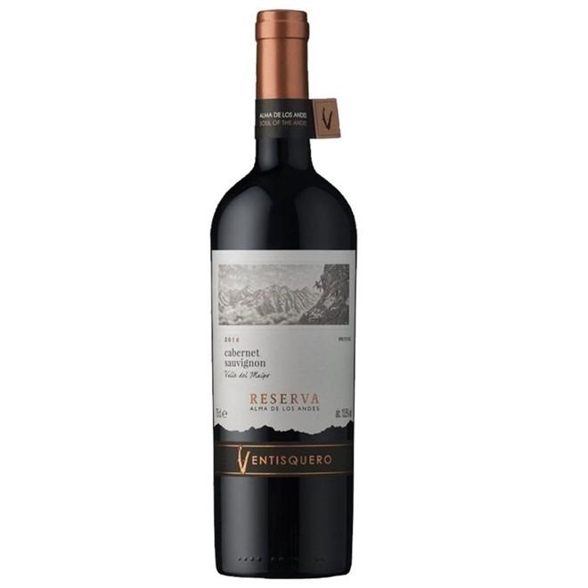 Vinho Tinto Ventisquero Reserva Cabernet Sauvignon 750 ml