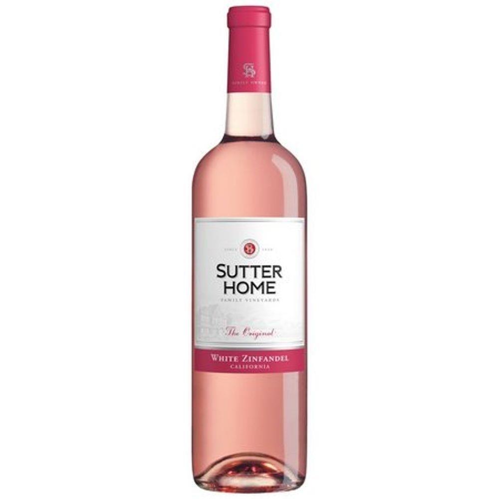 Vinho Trinchero Sutter Home Tinto Zinfandel Rosé 750ml