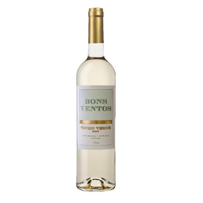 Vinho Verde Branco DOC Bons Ventos 2017 750ml