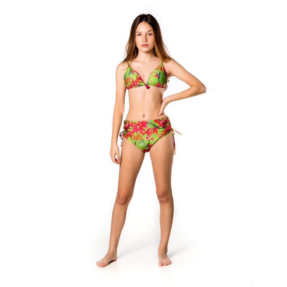 Biquíni Teen Tropical UV 50+ Everly