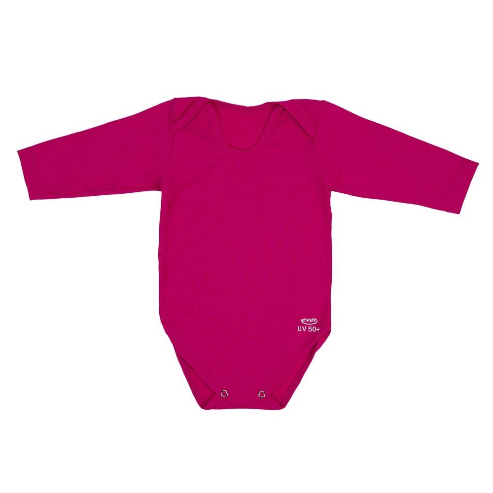 Body Bebê Proteção UV 50+ Liso