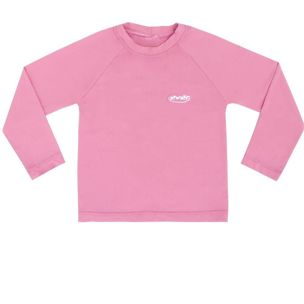 Camiseta Bebê Proteção UV 50+ Everly