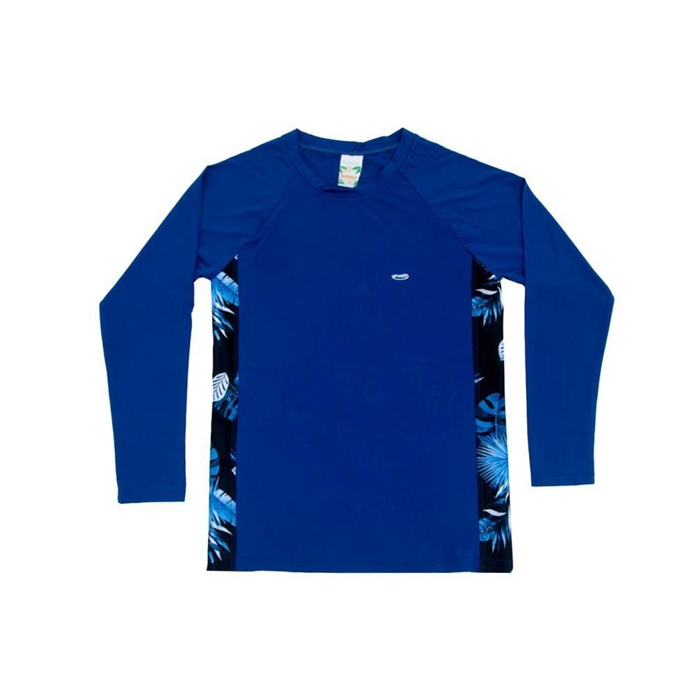 Camiseta Teen c/ Recorte UV 50+ Everly