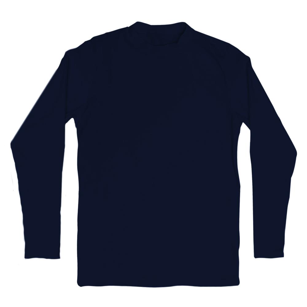 Camiseta Térmica Adulto Tecnologia Thermo Dry Marinho Everly