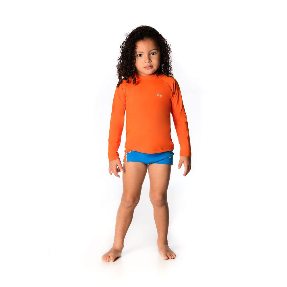 Conjunto Bebê Camiseta + Boxer UV 50+ Everly