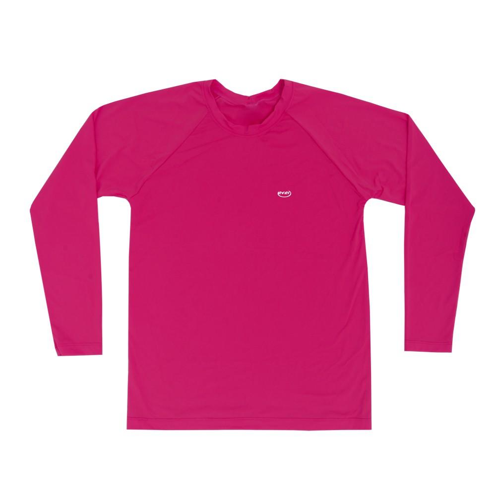 Camiseta Juvenil Lisa Proteção UV 50+ Everly