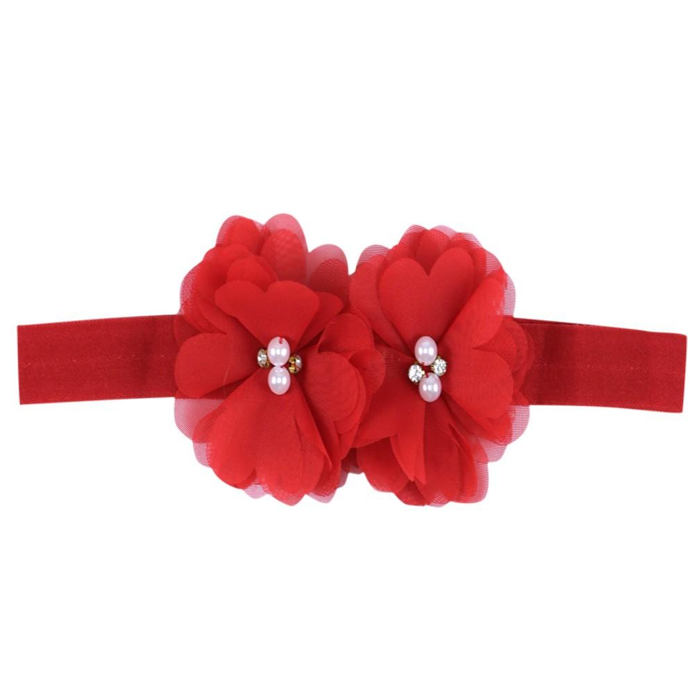 Headband c/ Flores Everly