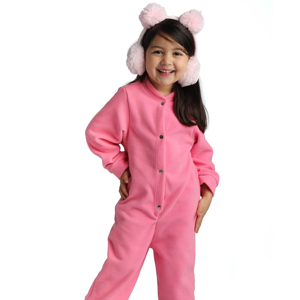 Macacão Pijama Infantil Microsoft Estampado Everly