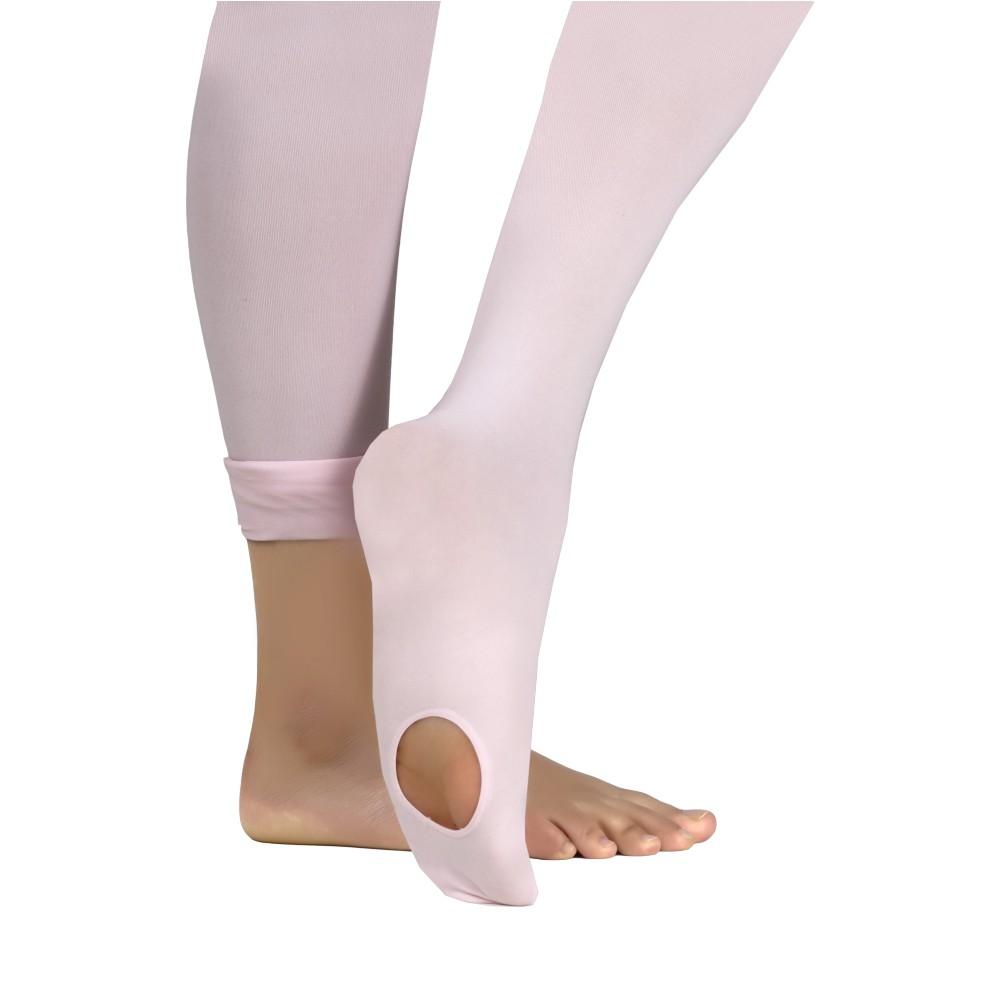 Meia Calça Infantil Ballet Fio 50 Everly