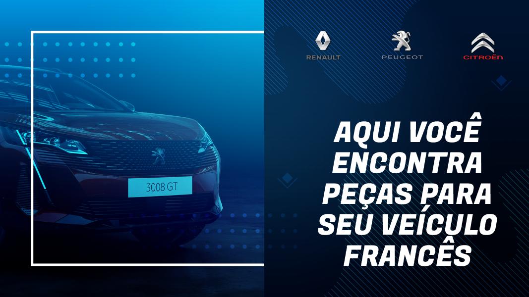 Peças Peugeot Lequipe France