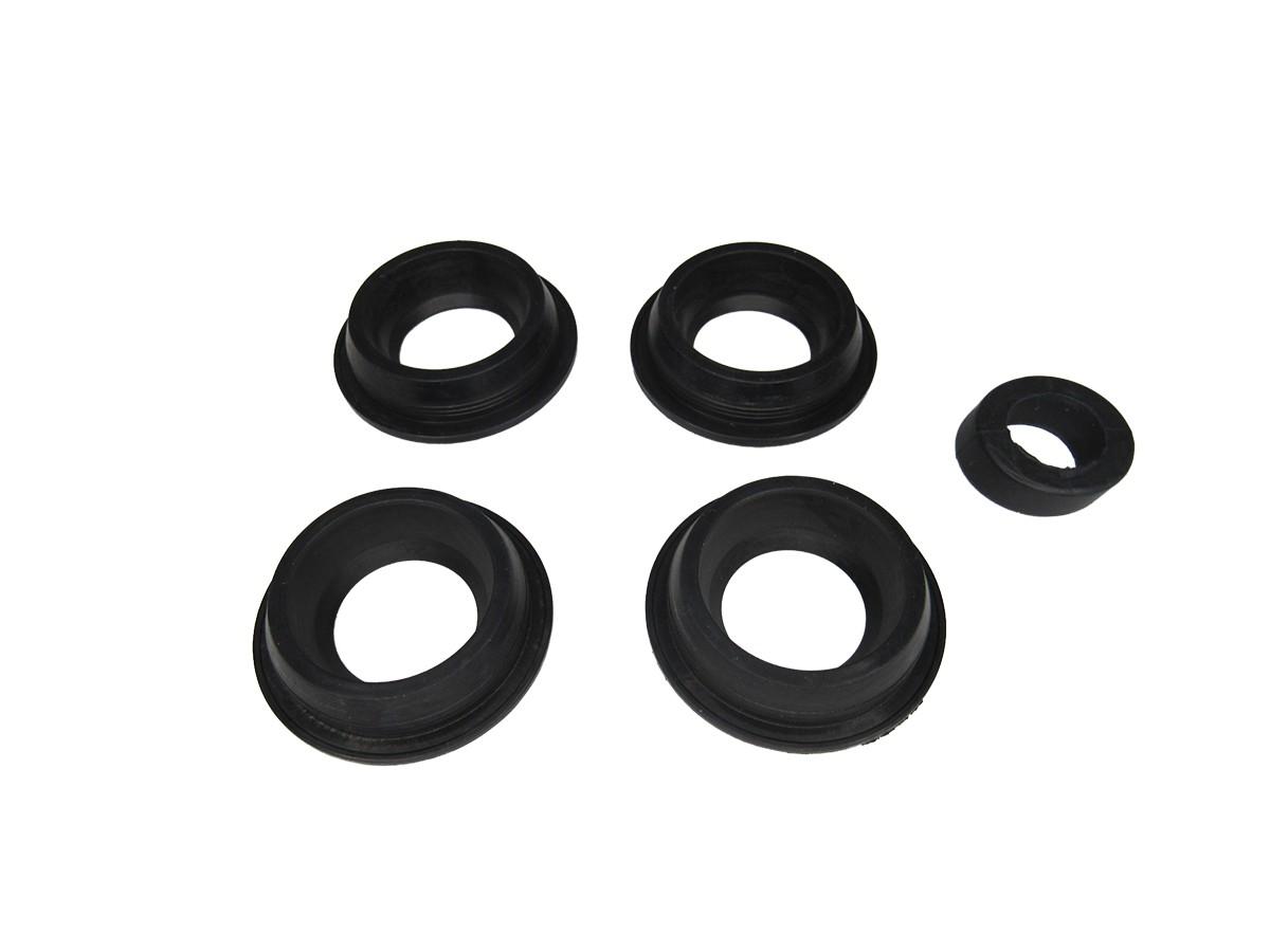 Anéis De Vedação Do Tubo Da Vela Motor 1.0 16v D4d Com Anel Respiro Renault Clio/Logan/Sandero/Twingo