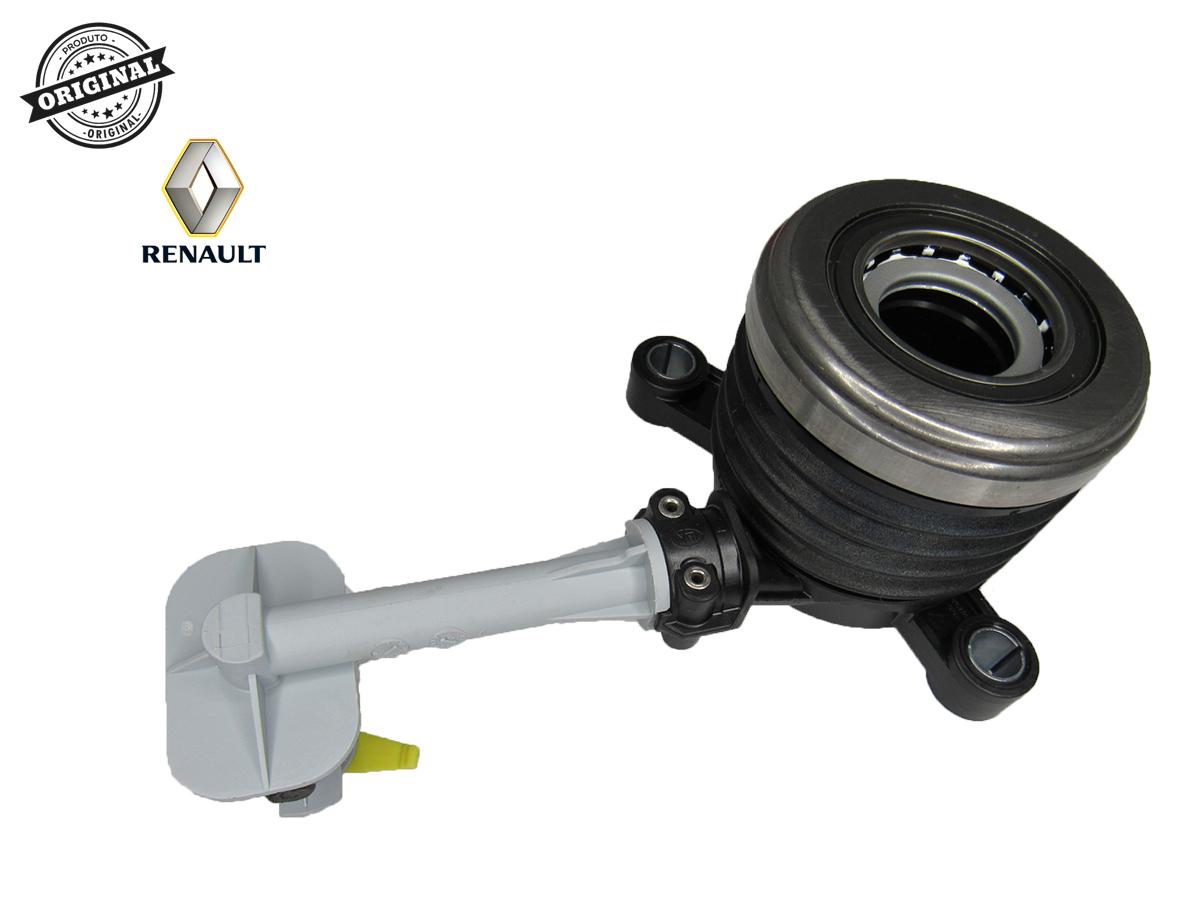 Atuador De Embreagem Renault Megane II 1.6 16v (Rolamento) Conector Cinza  - Auto Peças L´equipe France