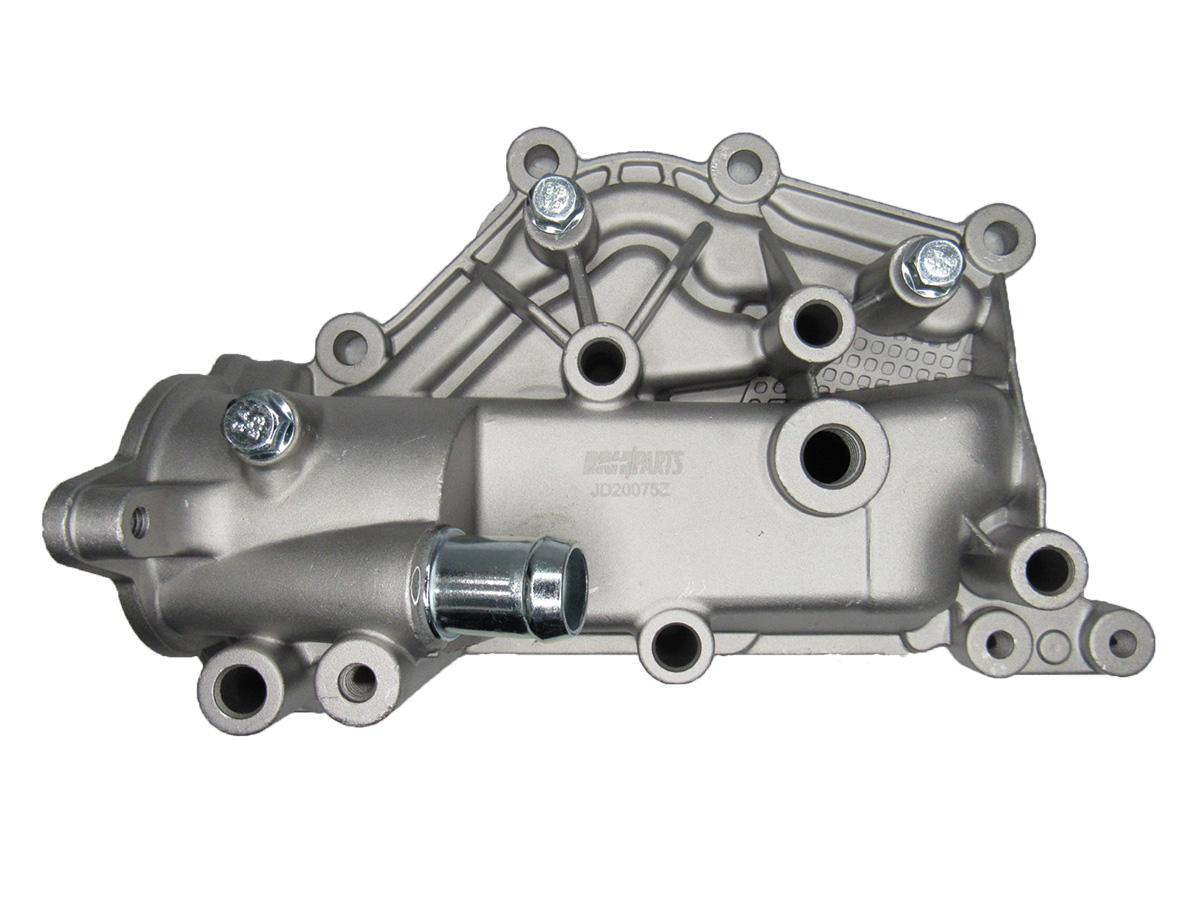 Carcaça da Valvula Termostática de Aluminio Renault Clio / Megane/ Scenic/ Kangoo/ Logan/ Sandero Motor 1.6 16v /2.0 16v  - Auto Peças L´equipe France