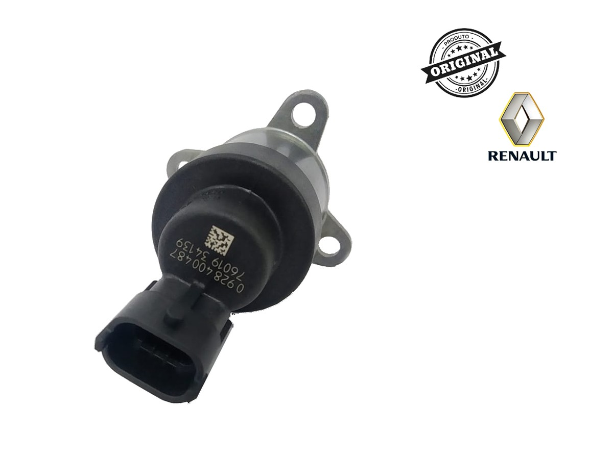 Eletroválvula Da Bomba De Alta Pressão Renault Master 2.5 Até 2011  - Auto Peças L´equipe France