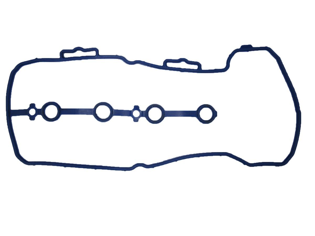 JUNTA DA TAMPA DE VALVULA MOTOR 1.6 16V (H4M) NISSAN KICKS/LIVINA/ MARCH/VERSA/RENAULT LOGAN/SANDERO/DUSTER/CAPTUR/OROCH (SILICONE)