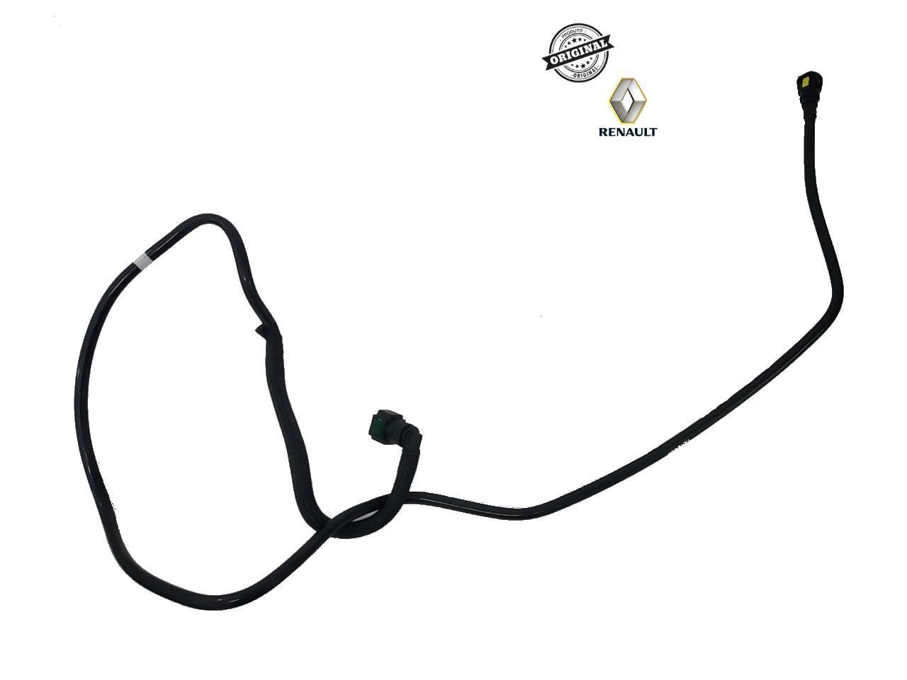 Mangueira da Rampa de Injeção Motor 1.6 16v Renault Megane 99-04 e Scenic 05...Conector Pequeno  - Auto Peças L´equipe France
