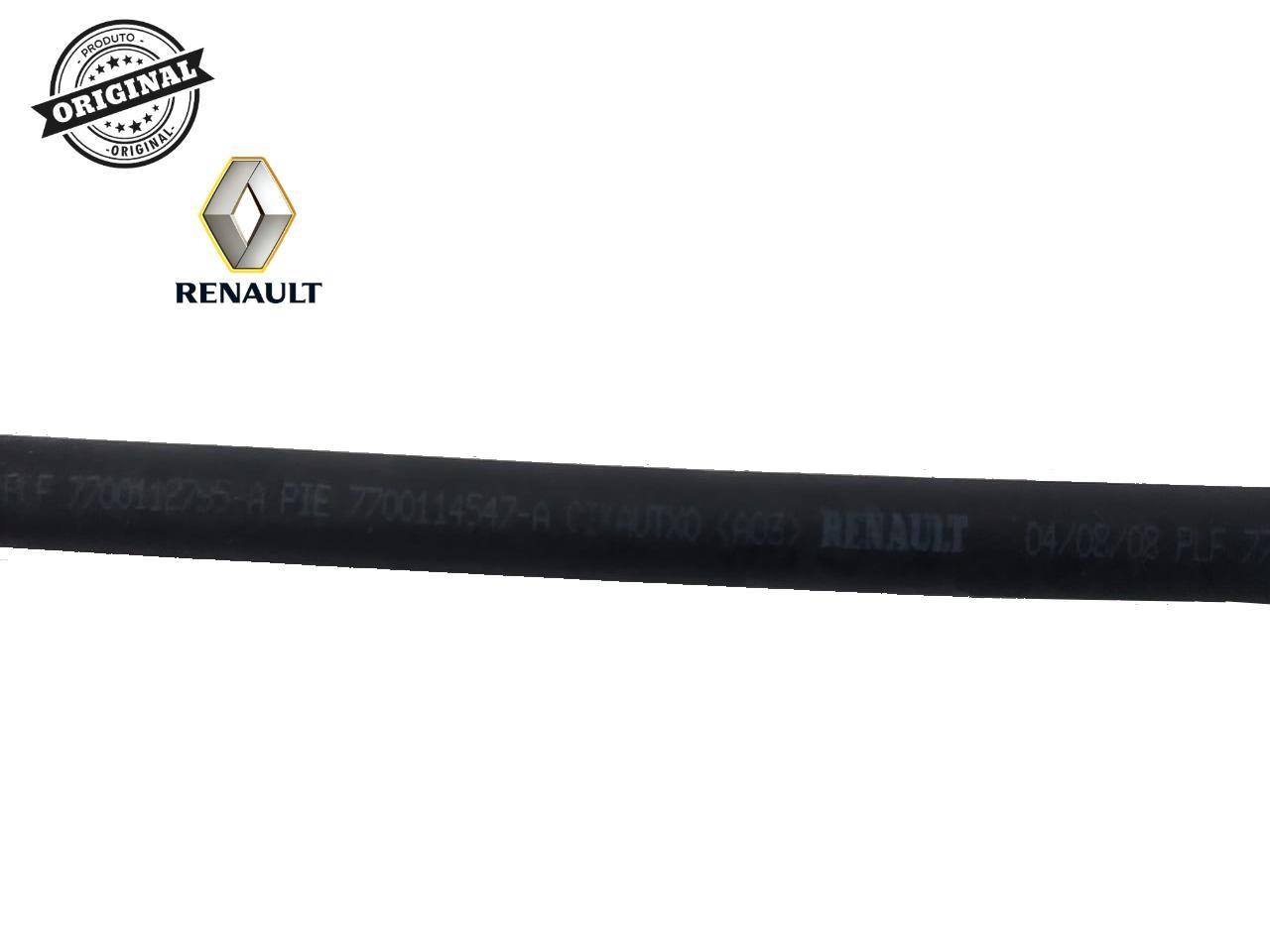 MANGUEIRA DO RESPIRO OLEO RENAULT CLIO II / KANGOO MOTOR 1.0 8V D7D (FINA)