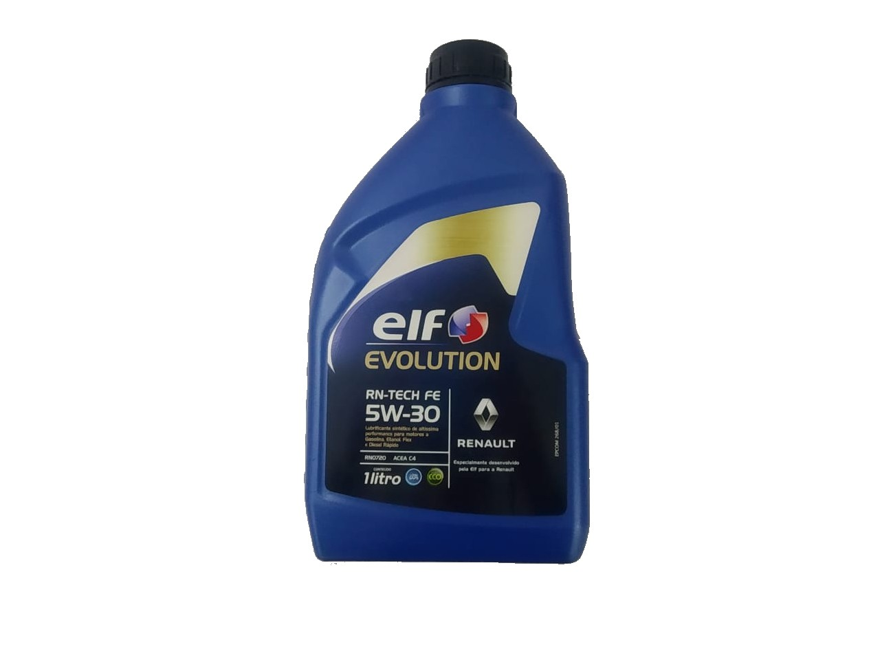 OLEO 5W30 ELF EVOLUTION RN-TECH FE P/ RENAULT MASTER 2.3