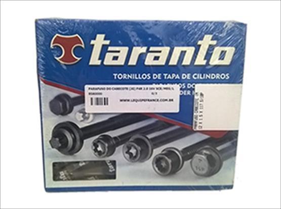 PARAFUSO DO CABECOTE (JOGO) F4R 2.0 16V RENAULT SCENIC/MEGANE/LAGUNA/CAPTUR/FLUENCE/DUSTER