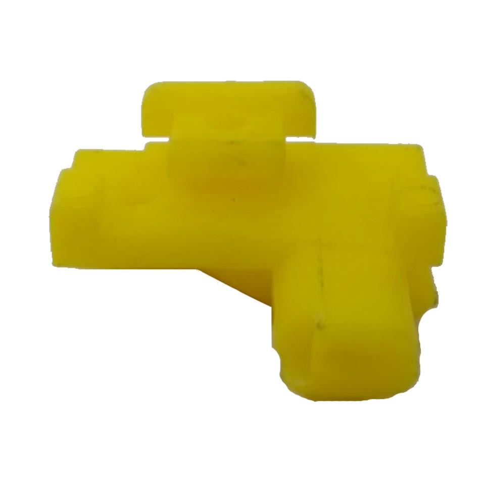 Ponteira Esquerda da Maquina de Vidro Scenic /Clio II (Amarelo)  - Auto Peças L´equipe France