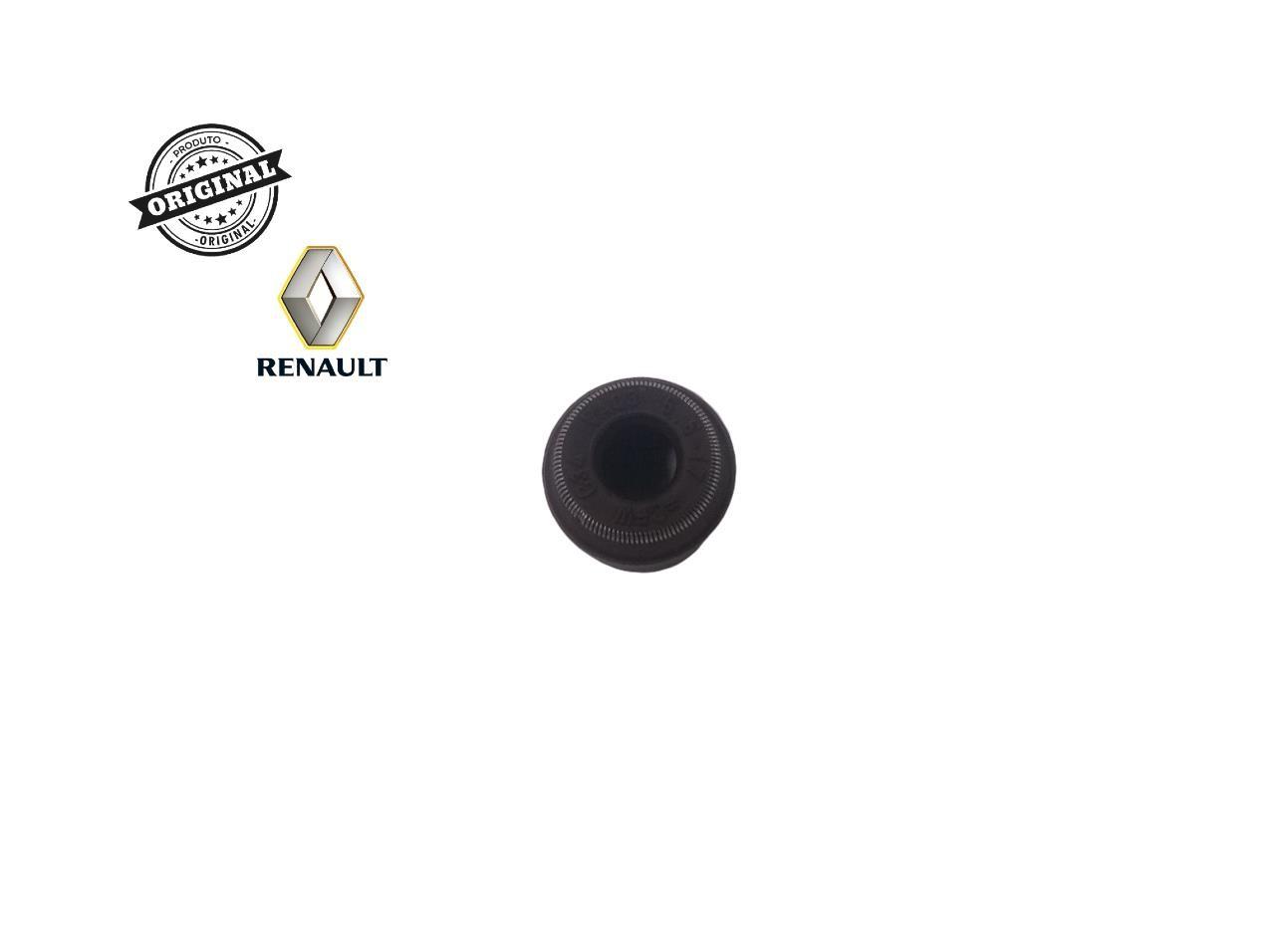 RETENTOR DE VALVULA MOTOR  D4D 1.0 16V 03... (UN) ORIGINAL RENAULT SANDERO/ CLIO II / SANDERO/ TWINGO/ KANGOO/ LOGAN