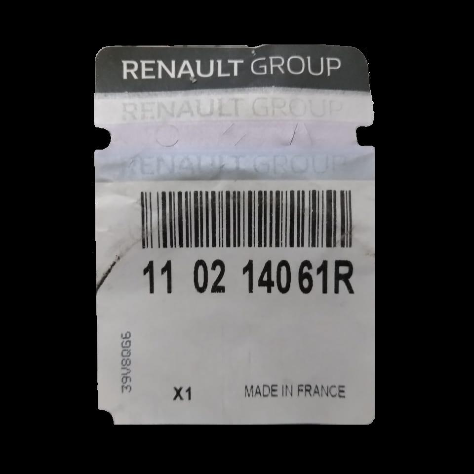 Selo da Tampa de Valvulas Motor K4M 1.6 16V/ TP Polias Renault Master 2.5 G9U  - Auto Peças L´equipe France