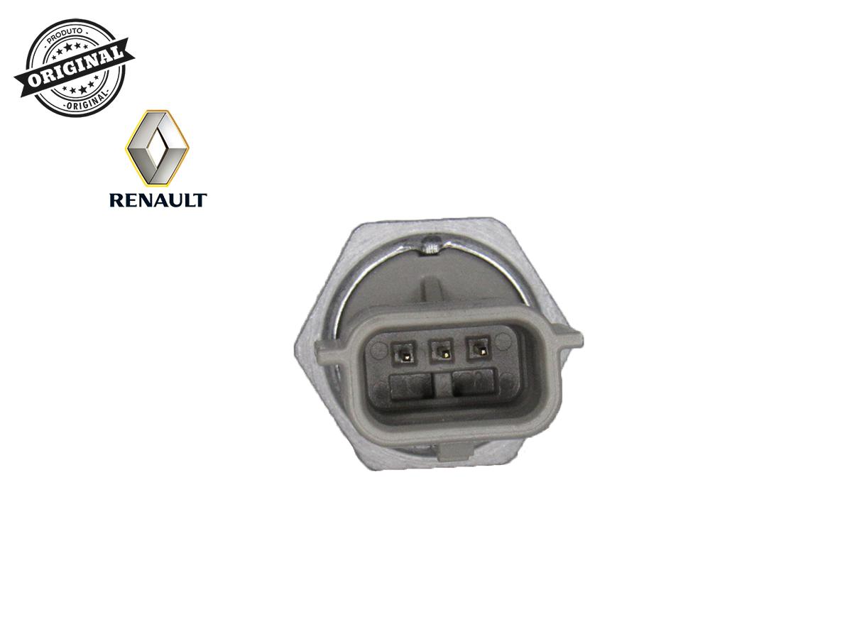 Sensor de Temperatura Cinza Logan / Sandero / Symbol / Kangoo /Clio II  - Auto Peças L´equipe France