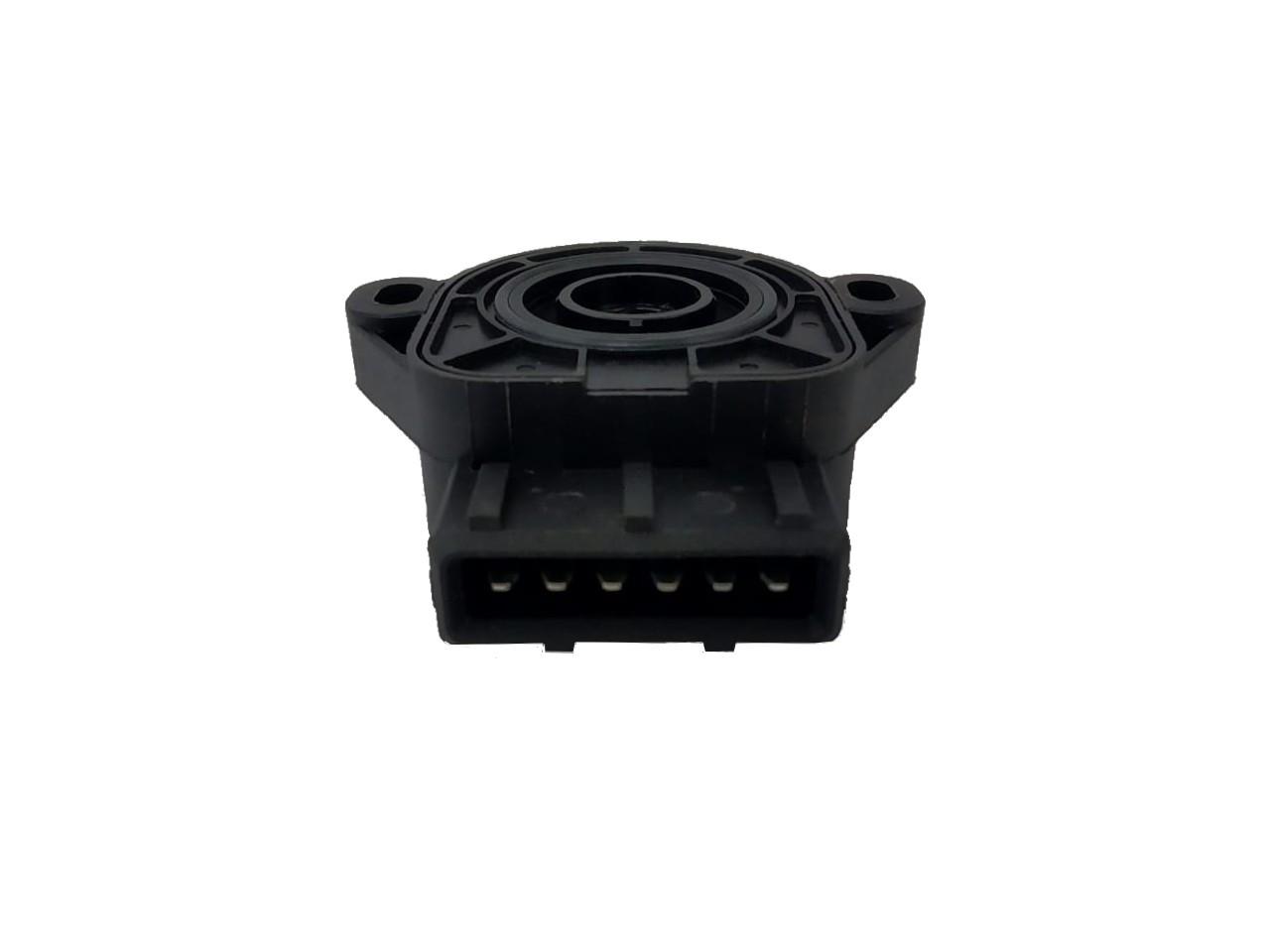 Sensor do Pedal Acelerador (Potenciometro) 6 Pinos Renault Clio II /Kangoo/Scenic/Symbol/Twingo  - Auto Peças L´equipe France