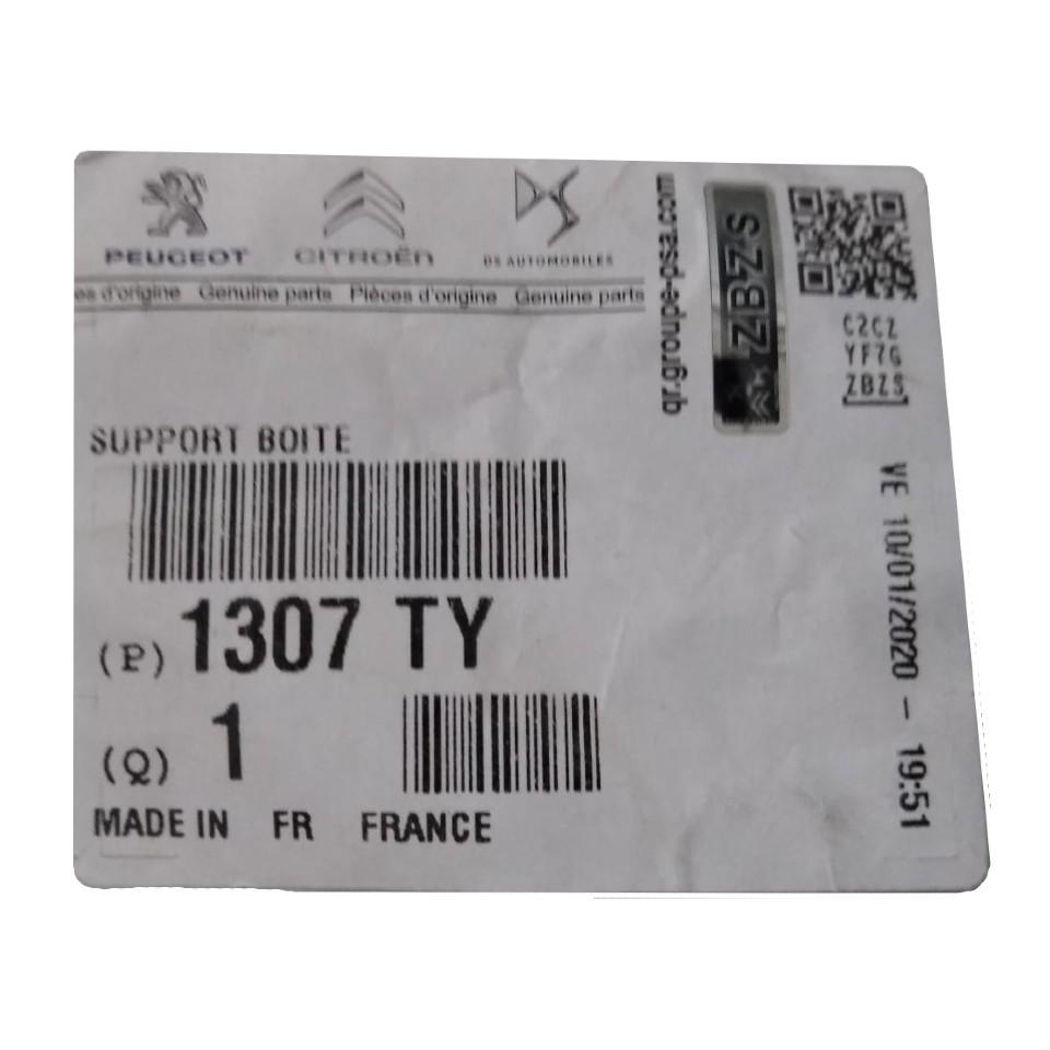 Suporte do Vaso/Reservatório de Expansão Peugeot 206/207  - Auto Peças L´equipe France
