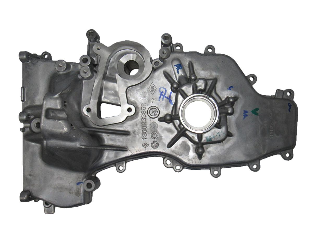 Tampa Diant. do Motor (Distribuicao) Kwid 1.0 12v B4D  - Auto Peças L´equipe France