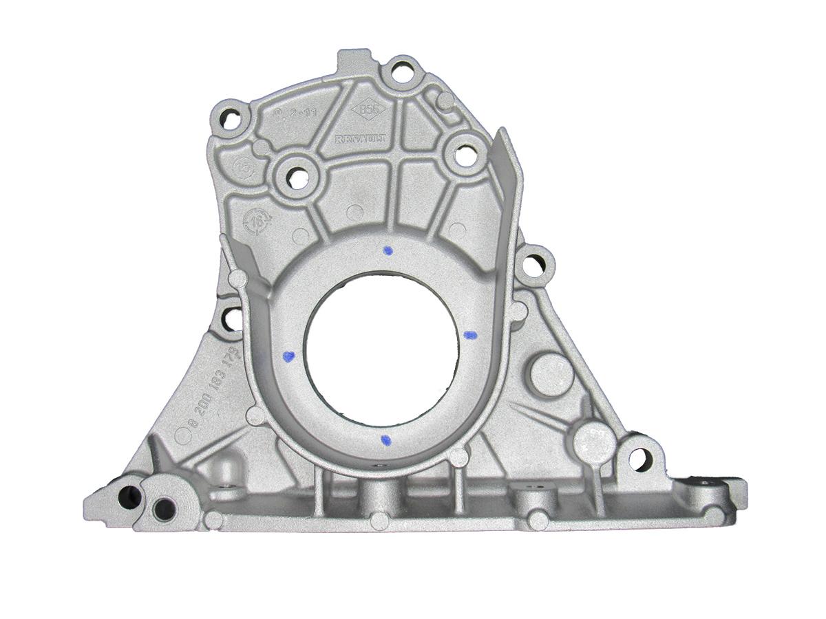 Tampa Dianteira do Motor (Virabrequim) 2.0 16V F4R  - Auto Peças L´equipe France