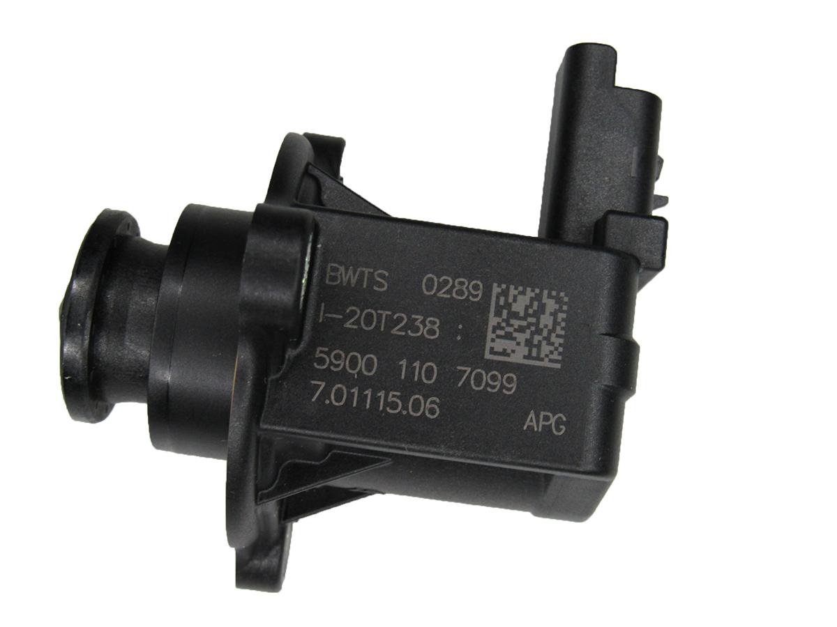 Valvula da Turbina Desconexao Peugeot/Citroen 1.6 16V (THP)