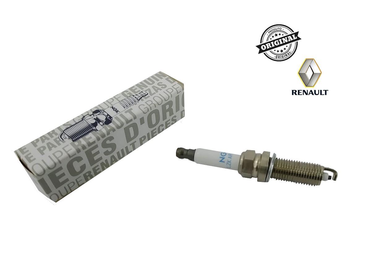 Vela motor D4D 1.0 16v Renault Clio ll/Kangoo/Twingo/Logan/Sandero/Peugeot 206  (unid) LZKAR7A-0