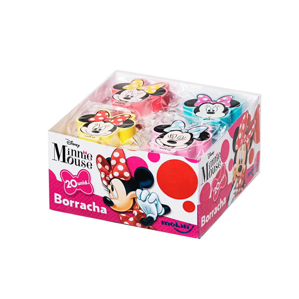 Borracha Lic. Minnie Cx C/20 Un