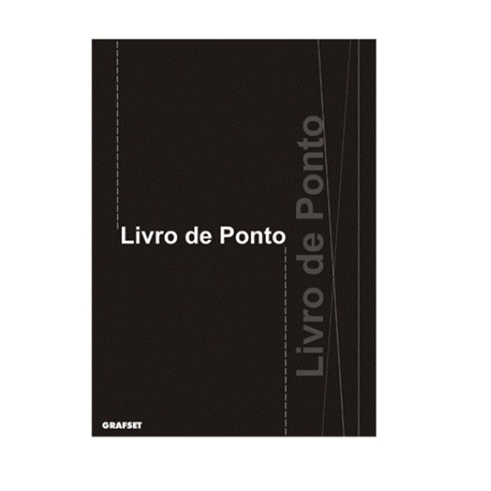 LIVRO PONTO 04 ASS. GRAFSET OF C/100 FLS
