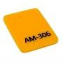 Chapa acrílico cast amarelo AM-306 2mmx1000x2000mm