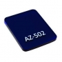 Chapa acrílico cast azul AZ-502 2mmx1000x2000mm