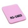 Chapa acrílico cast rosa RS-1602 2mmx1000x2000mm