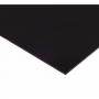 Chapa poliestireno preto alto brilho 2mmx1000mmx2000mm