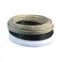 Fio de solda redondo polipropileno cinza 4,5mm - 1KG